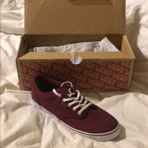 Vans Shoes - Brand New Atwood Vans!!